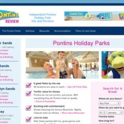 Pontins Review
