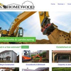 S J Homewood